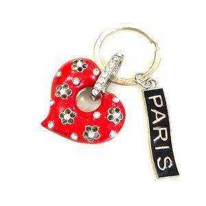 Accessories - Paris keychain
